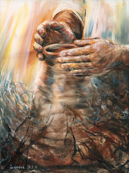 Potter's Hands  Art | Prophetics Gallery