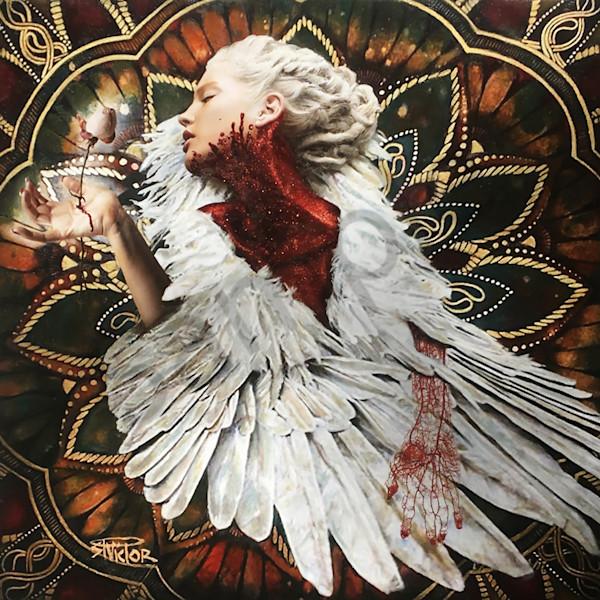 Dark Night Of The Soul Art | St. Victor Diaries