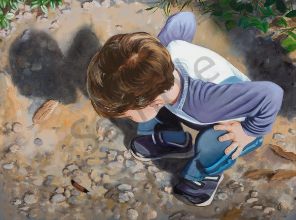 Curiosity Art | Roxana Sinex Art