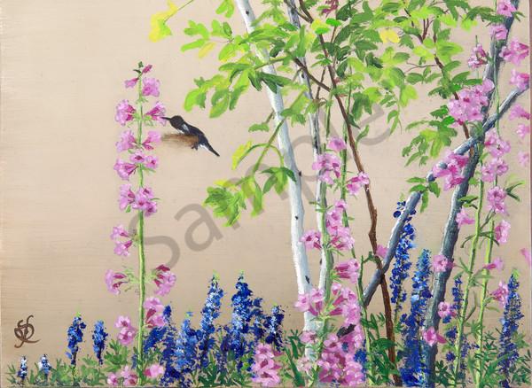 In Mama's Garden 3 Art   Roxana Sinex Art