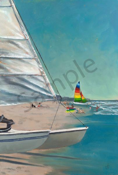 Summer Breeze Art | Roxana Sinex Art