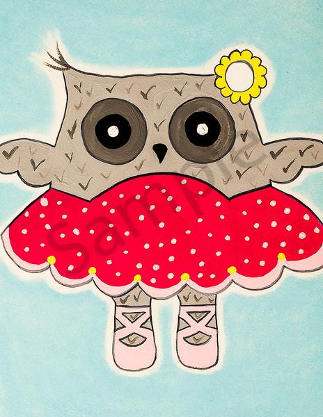 B Owlerina Art | arteparalavida
