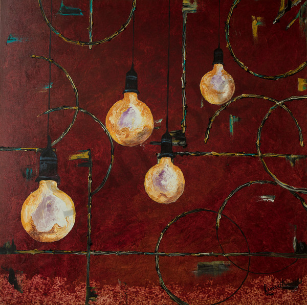 """Presence"" by Canadian Artist Blaine Rancourt | Prophetics Gallery"
