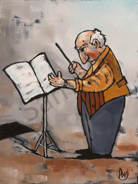 Conducting the Met Broadcast