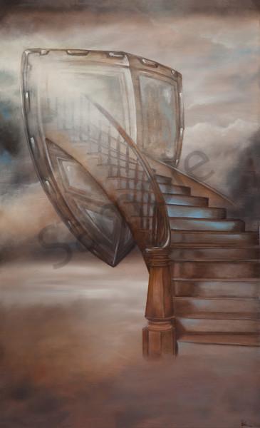 """Shield of Faith"" by New Zealand Artist Liezl Viljoen   Prophetics Gallery"