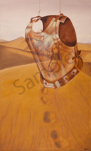 """Breastplate Of Righteousness"" by New Zealand Artist Liezl Viljoen   Prophetics Gallery"