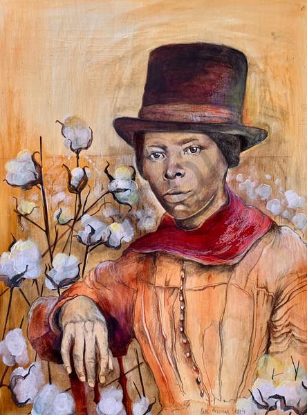 """Harriet Tubman"" by Patti Hricinak-Sheets | Prophetics Gallery"