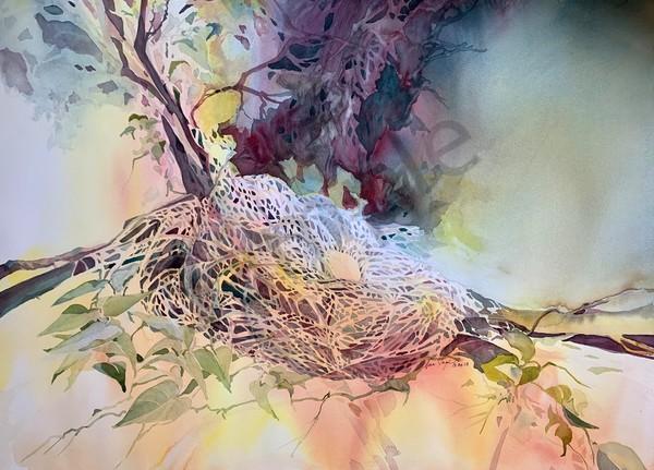 """The Nest"" by Texas Artist Sara Joseph   Prophetics Gallery"