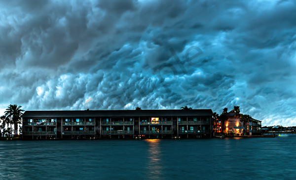 Stormy Stormy Night Photography Art | Feather Flare Photography
