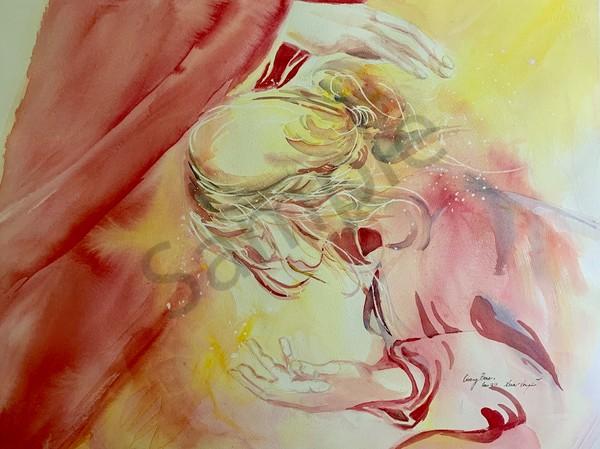 """Coming Home"" by Texas artist Sara Joseph | Prophetics Gallery"