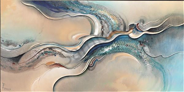 Tidepool 1  Art | John Blowers Art