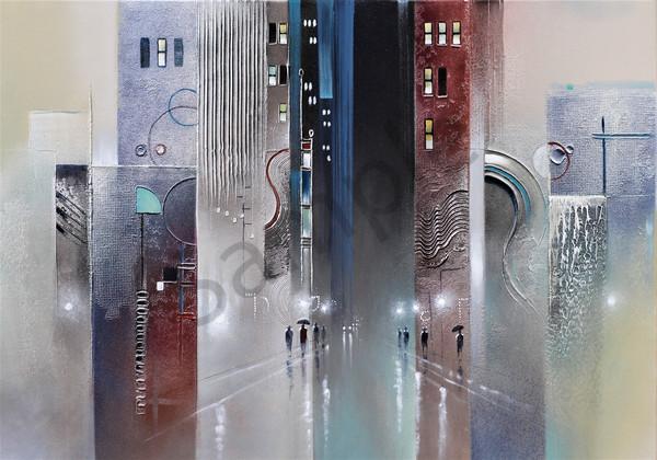 N Ight Life  Art | John Blowers Art