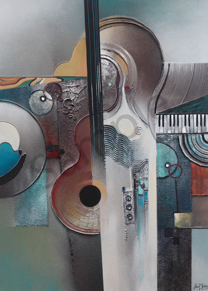 Samba  Art | John Blowers Art