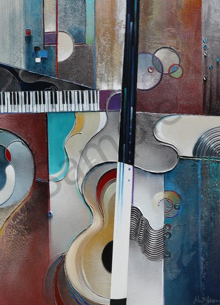 Latin Jazz  Art | John Blowers Art