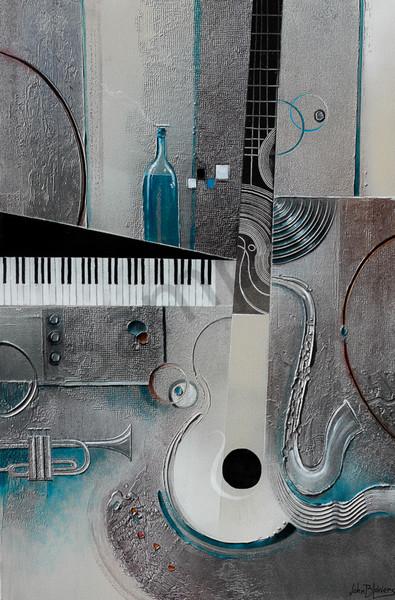 Take 5  Art | John Blowers Art