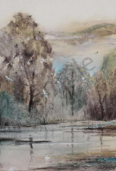 Morning Vista Series 2  Art | John Blowers Art