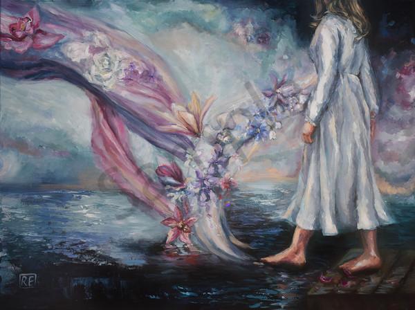 """The Beautiful Walk"" by South African Artist Ronel Eksteen | Prophetics Gallery"