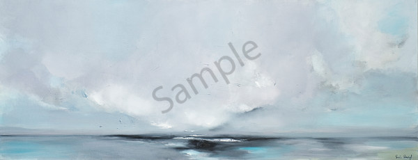 """""""Stormy Cape"""" by South African Artist Sonia Strumpfer   Prophetics Gallery"""
