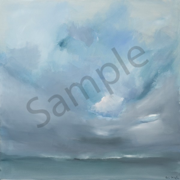 """""""Seascape"""" by South African Artist Sonia Strumpfer 