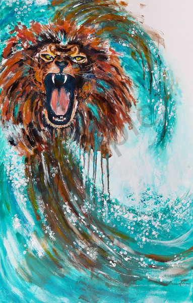 North Carolina Artist Sharon Adams | Prophetics Gallery