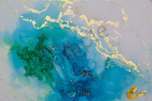 """Light Hearted"" by German Artist Natalie Schwarz | Prophetics Gallery"