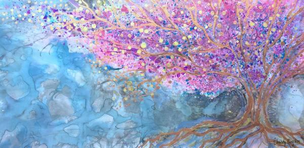 """New Season"" by New Mexico Artist Christy Clugston | Prophetics Gallery"