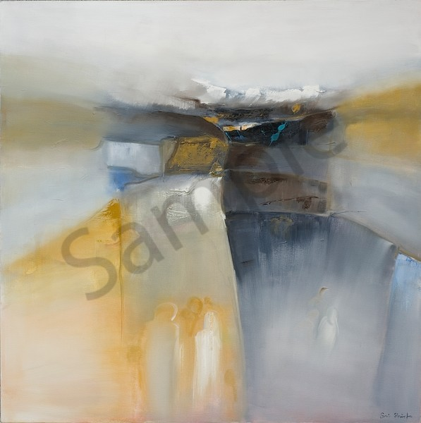 """""""On This Rock"""" by South African Artist Sonia Strumpfer 
