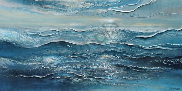 Rolling Surf  Art | John Blowers Art