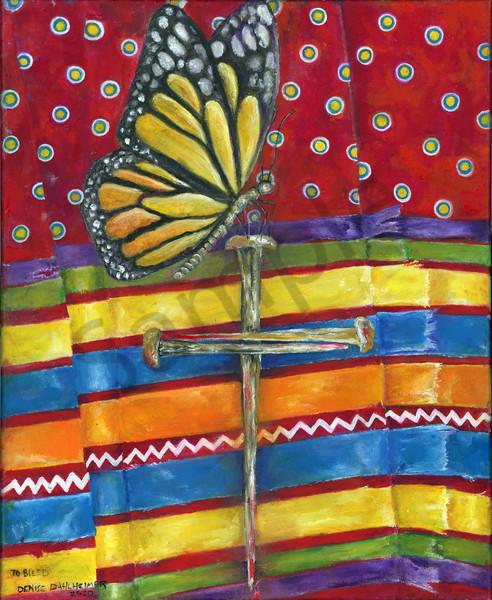 """To Bleed"" by Minnesota Artist Denise Dalheimer | Prophetics Gallery"