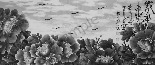 82 Bw Print Art | BlackRock Medium LLC.