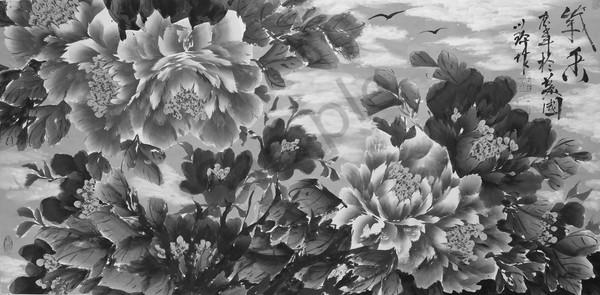 98 Bw Print Art | BlackRock Medium LLC.