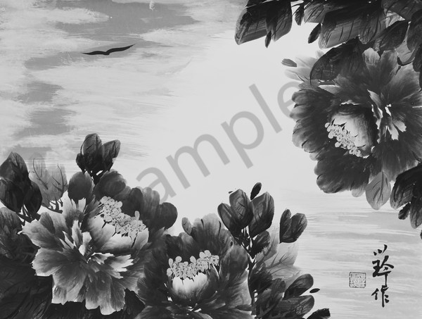111 Bw Print Art | BlackRock Medium LLC.