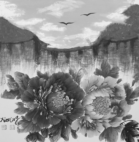 10 Bw Print Art   BlackRock Medium LLC.
