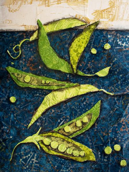 Peas Print Art | Sharon Tesser LLC
