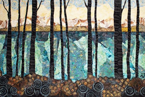 View From Shore Print Art | Sharon Tesser LLC