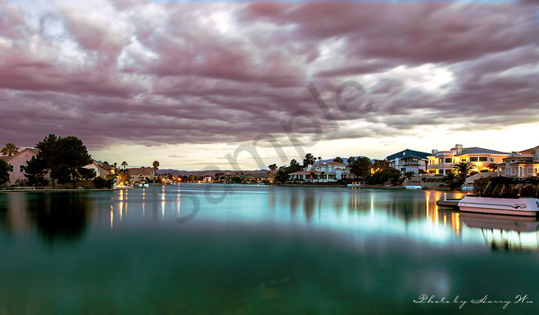 Lake Las Vegas Art | BlackRock Medium LLC.