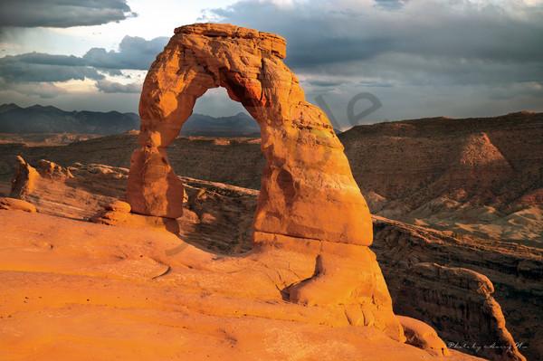 Arches National Park Art | BlackRock Medium LLC.