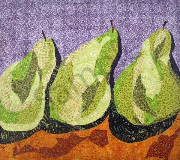 Pears Print Art | Sharon Tesser LLC