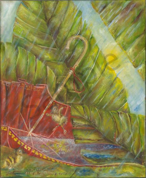"""Jump I am With You"" by Minnesota Artist Denise Dahlheimer"