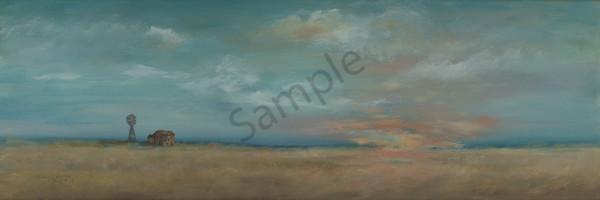"""Windswept"" by Pennsylvania Artist Nancy Swope | Prophetics Gallery"