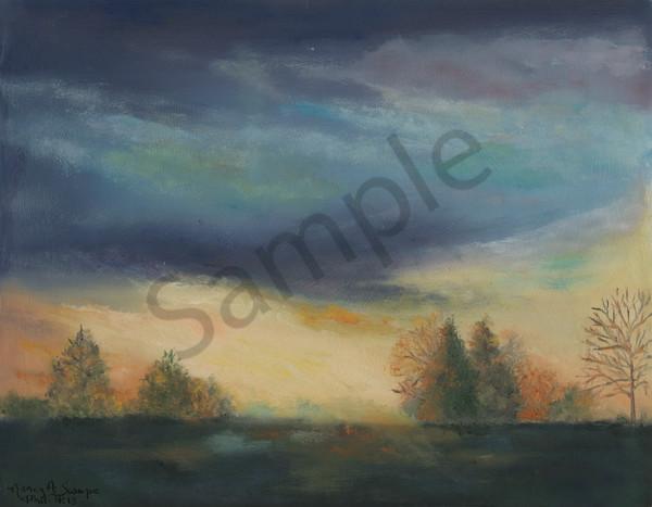"""Then Shall Thy Light Break Forth"" by Nancy Swope | Prophetics Gallery"