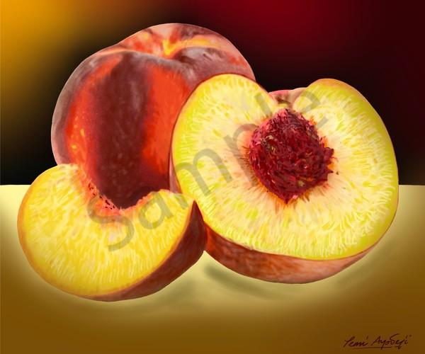 Southern Peach Art | TEMI ART, LLC.