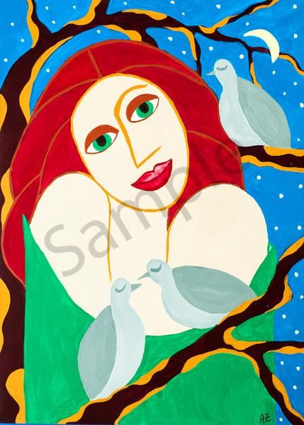 Zappler Mother Nature Rests Art | arteparalavida