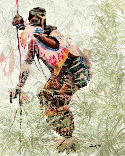 Eastern Dancer Art | TEMI ART, LLC.