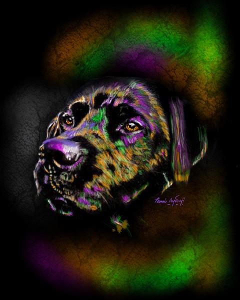 Devoted Art | TEMI ART, LLC.