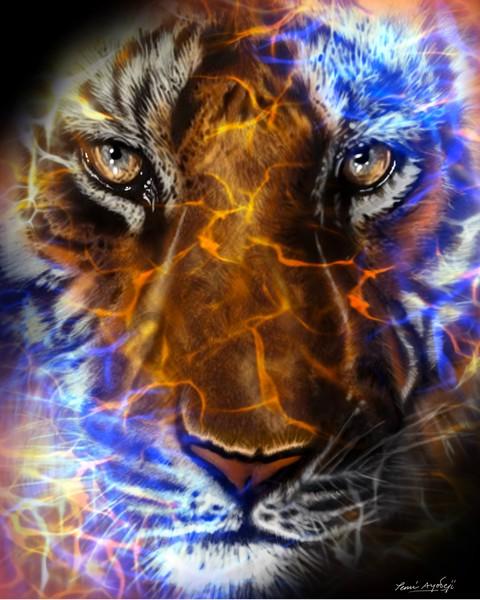 Warrior Art | TEMI ART, LLC.