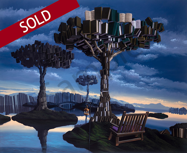 Tree Of Knowledge Art | The Volco Gallery