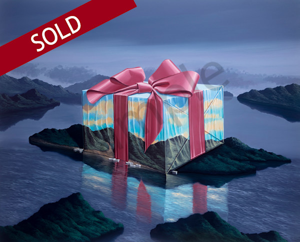 A Special Gift Sold Art | The Volco Gallery