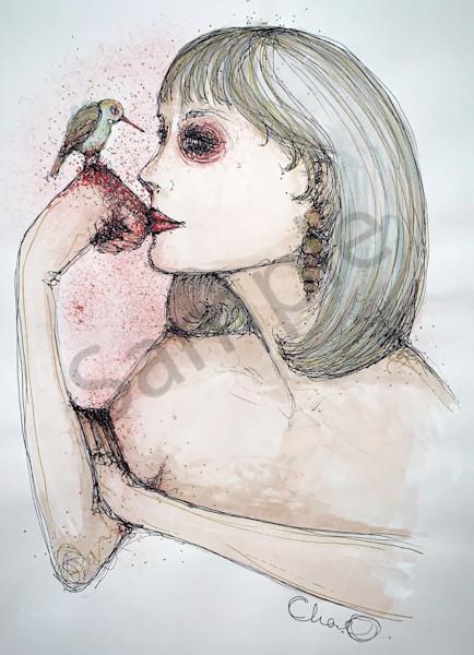Roaring Whisper Art | Atelje Rose