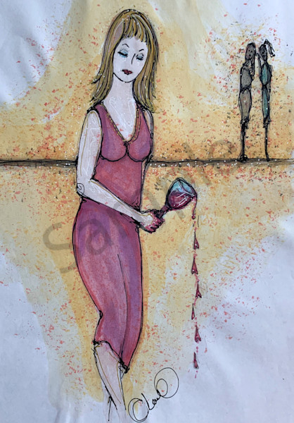 Heavy Heart Art   Atelje Rose